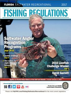 Florida saltwater fishing regulations space coast florida for Florida fishing regs