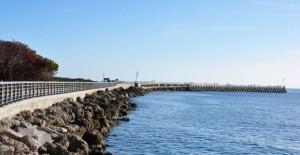 Sebastian Inlet pier image