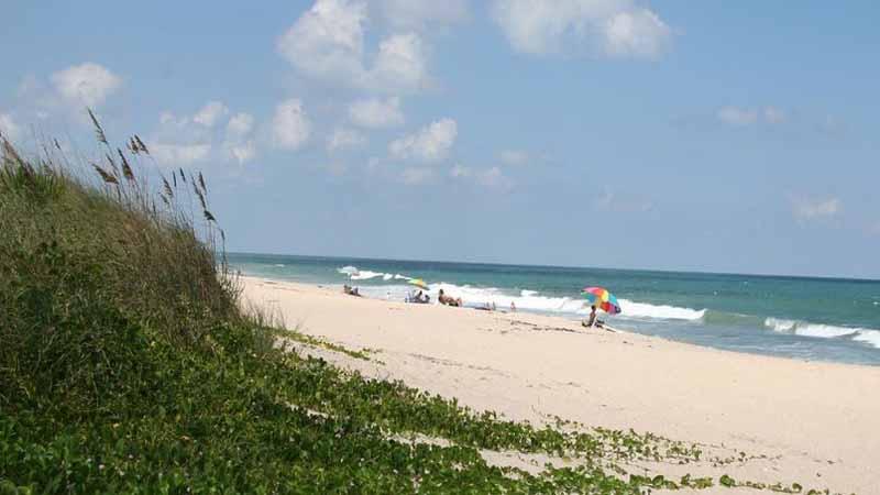 Southern Brevard Beaches