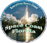 Space Coast Florida logo