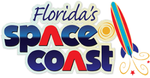 Visit Space Coast logo